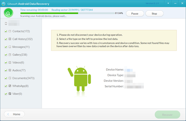 Android Phone Data Recovery: How to Recover Deleted Photos
