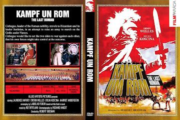 Carátula - La invasión de los bárbaros - Orson Welles