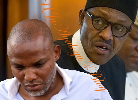 It will be a tragic mistake to treat Nnamdi Kanu like a common criminal - Col. Umar sends message to Buhari
