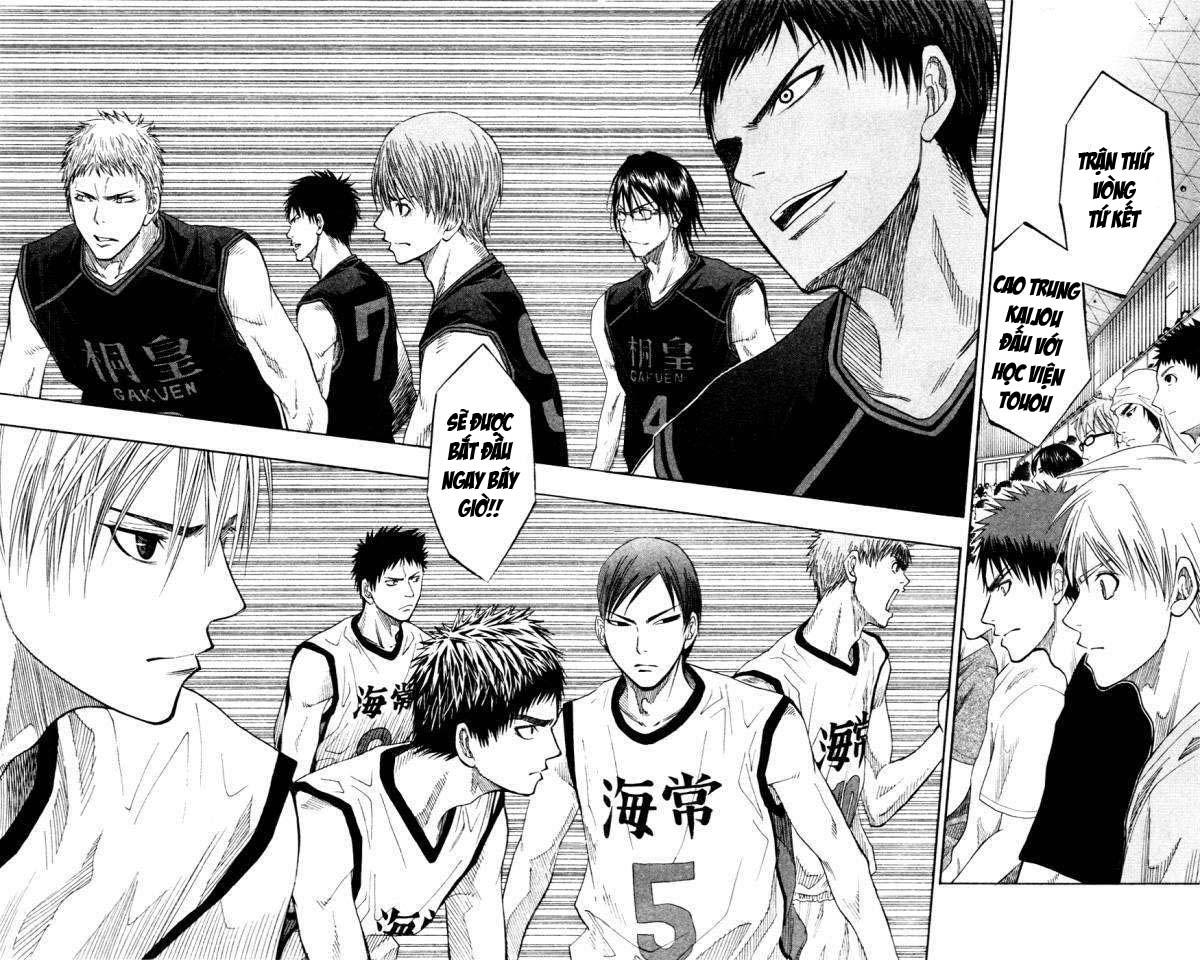 Kuroko No Basket chap 063 trang 19