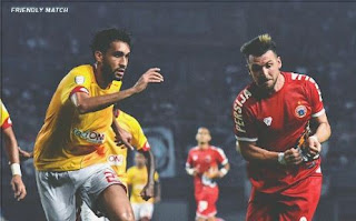 Persija Jakarta vs Selangor FA 1-2
