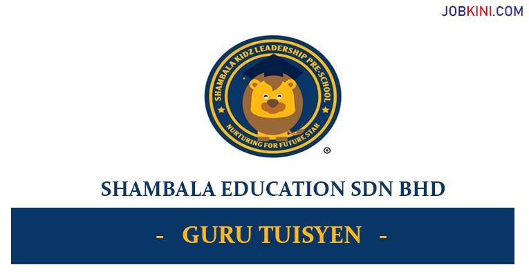 SHAMBALA EDUCATION SDN BHD