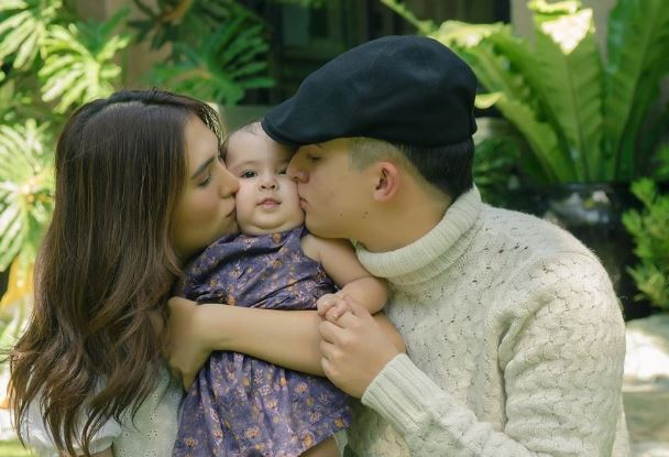 Actress - Sofia Andres reveals to the public her baby to Daniel Miranda on Father's Day - Teachers ng Pinas
