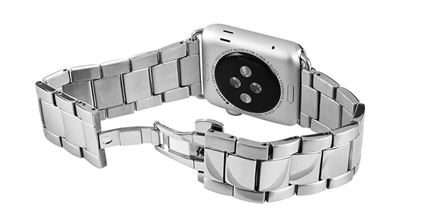 mejores-correas-acero-apple-watch-10 The Best Metal Belts for your Apple Watch Technology