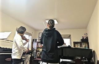 バイオリン教室 大人
