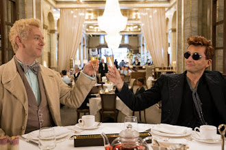 Amazon's Good Omens: A Bubbly Rom-Com Set During The Apocalypse