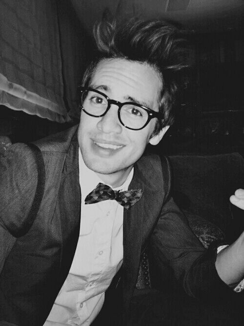 Panic at the Disco frontman Brendon Urie