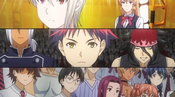 Shokugeki no Souma 2: Ni no Sara Online,Shokugeki no Souma 2 Episódio 10 Legendado,Shokugeki no Souma 2 Episódio 10 Online HD,Shokugeki no Souma 2 Online.