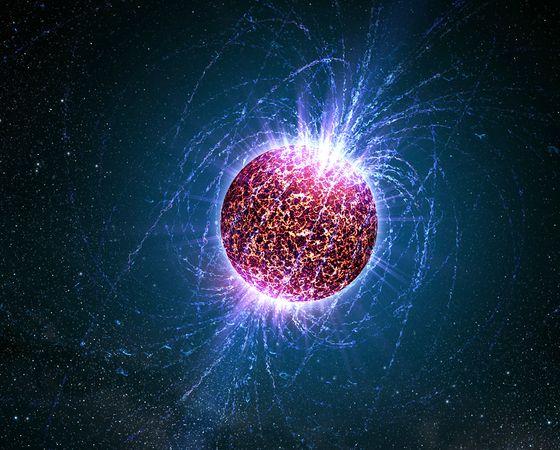 Astronom Temukan Asal Logam Mulia Di Bumi
