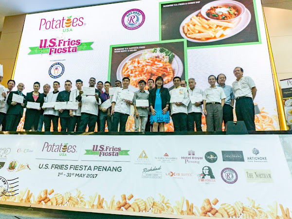 U.S. Fries Fiesta Penang 2017