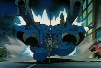 MS Gundam 0080 - War in the Pocket EP04 Subtitle Indonesia
