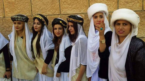 Wanita Yazidi yang cantik