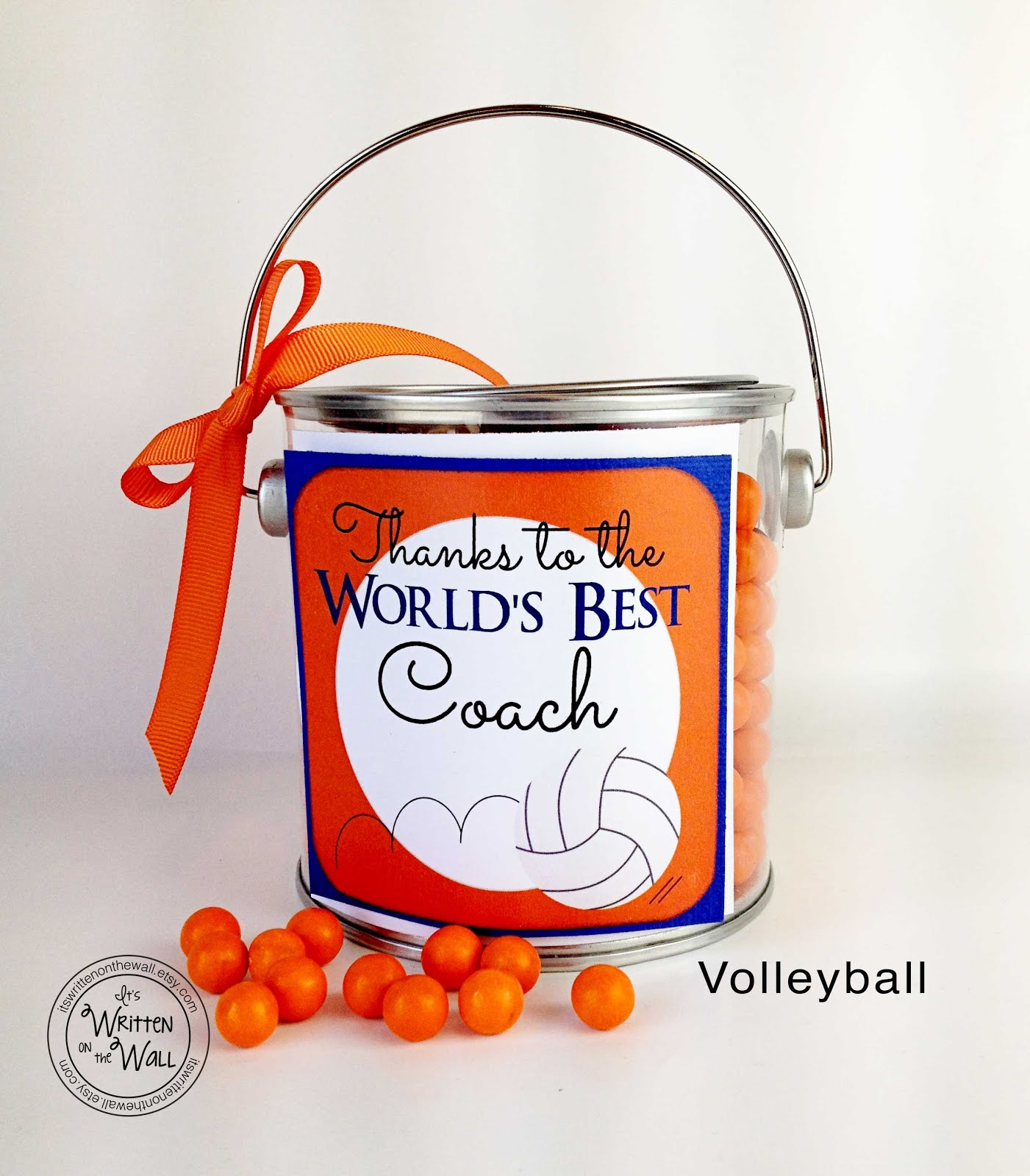 6  Sports 6 School Colors-Gift Tags