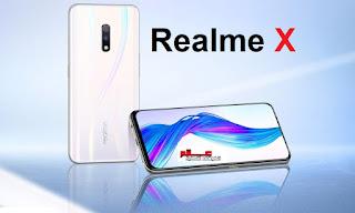 مواصفات جوال ريلمي اكس - Realme X   الإصدارات: RMX1901 .