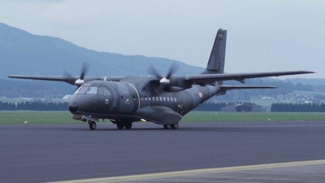 Pesawat NC212 dan Pesawat CN 235