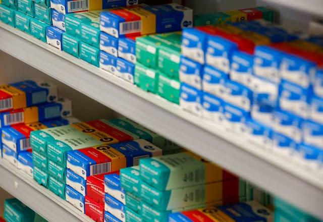 Farmácia Municipal da Ilha  conta com 396 títulos de medicamentos, uma das maiores listas entre os municípios brasileiros desse porte