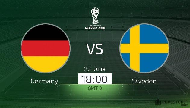 اهداف مباراة ألمانيا والسويد Germany vs Sweden في مونديال 2018 في روسيا