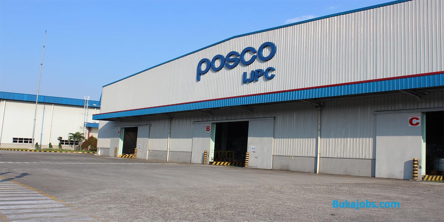 Lowongan Kerja PT Posco IJPC 2019