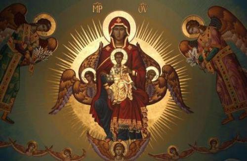 Εμφανίσεις και θαύματα της Παναγίας