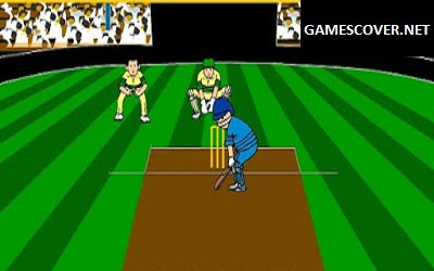 Play Virtual Cricket 2 Online Game
