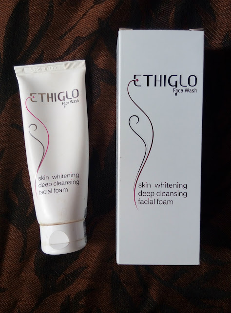 Ethiglo Skin Whitening Deep Cleansing Face Wash review