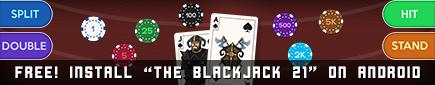 The Blackjack 21