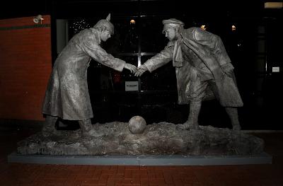 Tregua de Navidad 1914. All Together Now Iª Guerra Mundial
