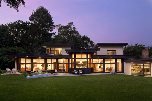 Chestnut Hill Residence by OMA and A+SL Studios