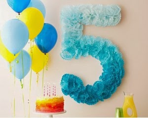 DIY party birthday ideas