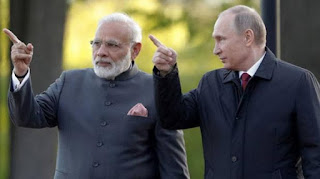 Rupee-ruble will come along with dollar to combat? India-Russia thing can happen