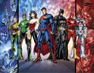 Big Mistake of DC Universe