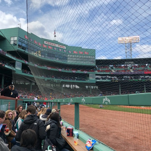 Red Sox Fenway Park Jim Beam Dugout Suite