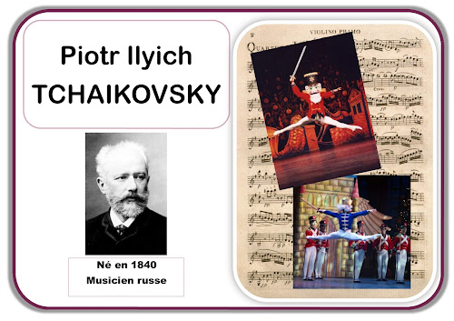 Tchaikovsky - Portrait d'artiste en maternelle