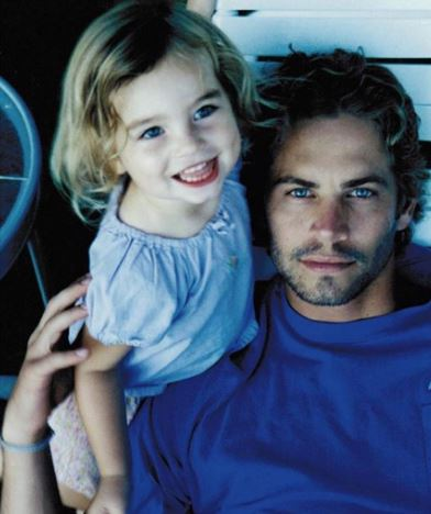 Paul Walker's Daughter Is Gorgeously Stunning And You Should Definitely See Her Here!