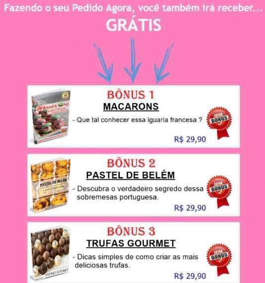 # Curso de Donuts Gourmet