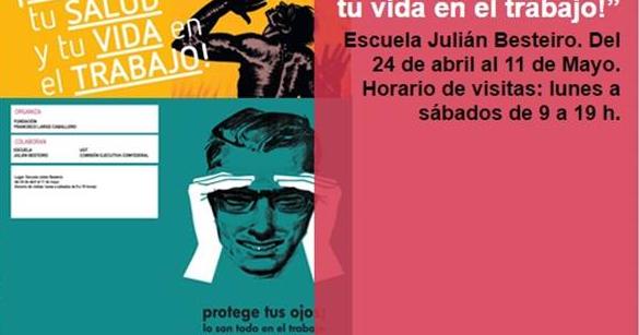 Grafosfera exposici n de carteles en madrid - Trabajo de jardinero en madrid ...
