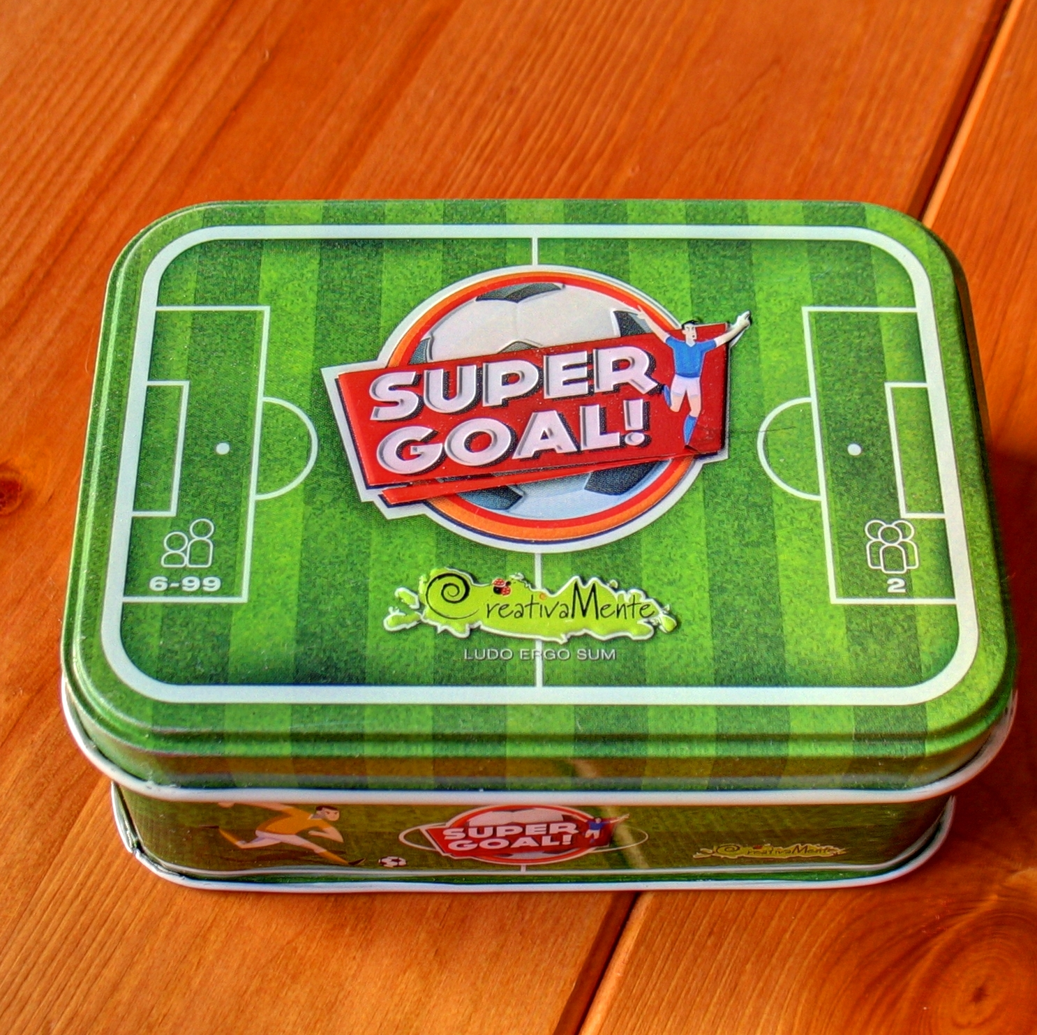 Super Goal - the soccer championship in a box! | Educere