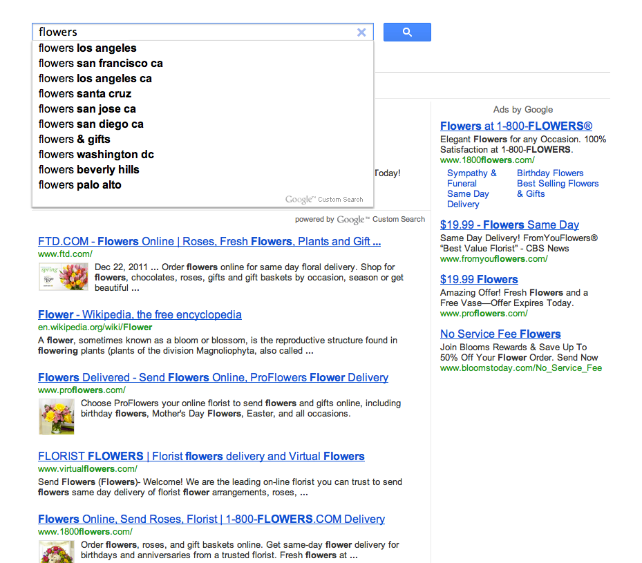 Custom Google Search: Google Custom Search: A New Look For Custom Search Results