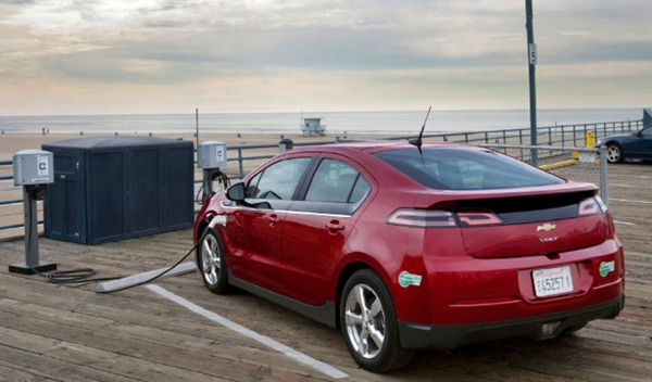 2017 Chevrolet Volt Price Specs Review Redesign Release Date