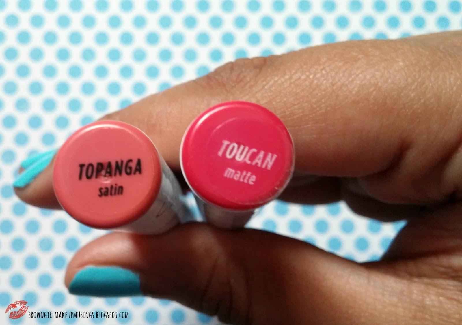 Topanga tube