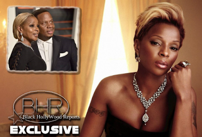 Soon To Be Ex Husband Of Mary J Blige (Kendu Isaacs) Wants Spousal Support From The Hit R&B Singer