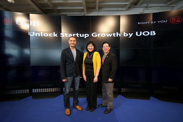 UOB helps innovative Thai startups spread their wings in the