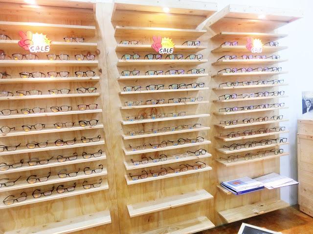 Spek Mata Baru Dari Optoman Optometry Bandar Kinrara