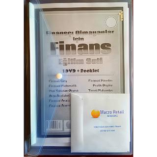 yöneticiler için finans eğitim seti