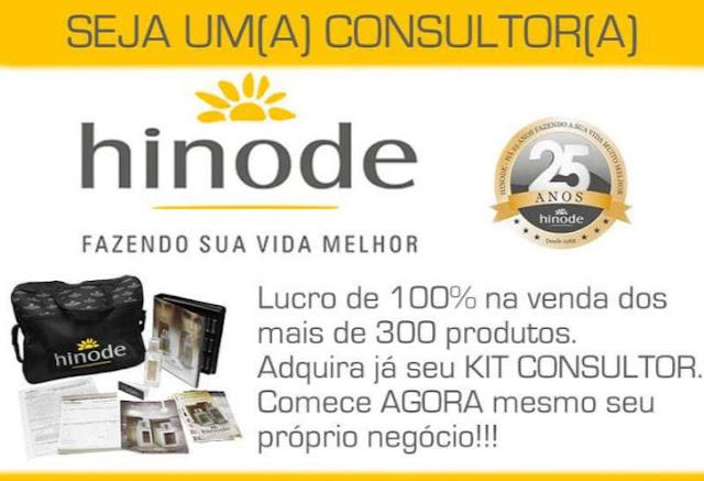 Como Adquira seu Kit de Negócios Hinode