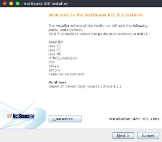 Cara Install NetBeans 8.2 di OS Linux Ubuntu