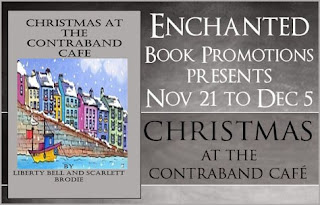 Christmas at the Contraband Cafe