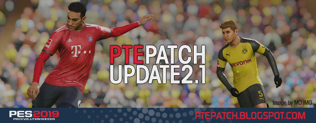PTE Patch: PTE Patch 2019 Update 2 1 - RELEASED 02/11/2018