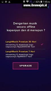 tarif langit musik premium pengguna telkomsel