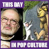 "Maurice Sendak, author and illustrator or ""Where the Wild Things Are"" was born on June 10, 1928."